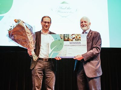 Novihum Technologies winner best pitch