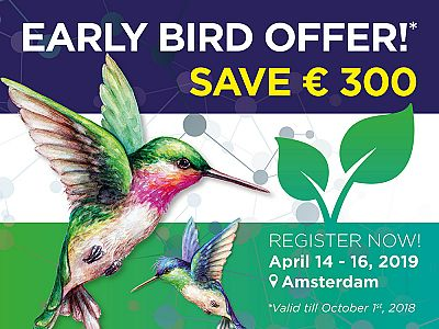 Early Bird offer!