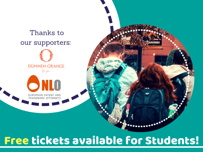 Free tickets available for students