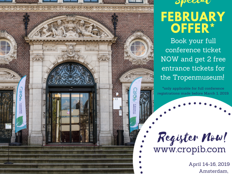 Get two free tickets for the Tropenmuseum